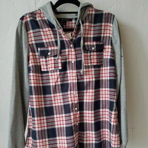 NWT New look shirt juniors size L